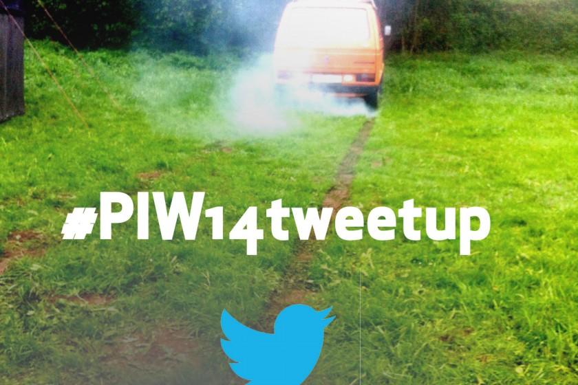 PIW14Tweetup